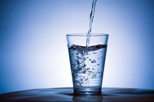 Healthy magnetized water