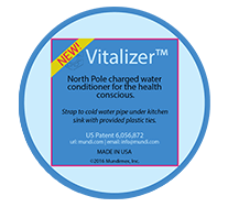 Vitalizer for the health conscious