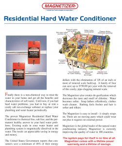Magnetizer Residential Water Energizer System_2