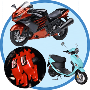 Motor Fuel Energizer - Magnetizer bike and scooter fuel saving system - reported 20% gasoline savings