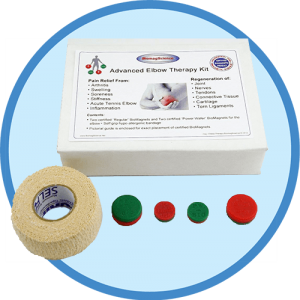 Elbow Circuit Therapy Advanced Biomagnetic Kit