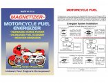 Instructions for installation of MFE - Magnetizer™ Motorbike Fuel Energizer System