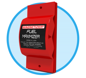 Magnetizer Fuel Energizer For Copper Lines, Steel Lines require another ring
