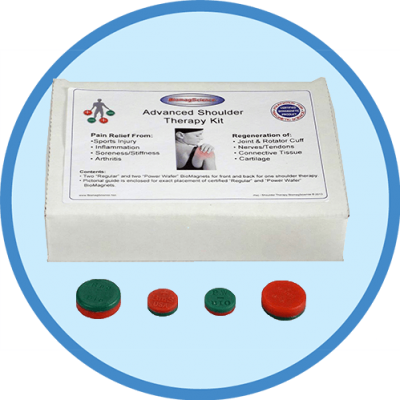 Biomagnet Shoulder Pain Therapy Kit