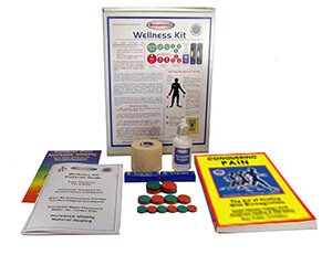 Wellness Kit for Biomagnetic Therapy