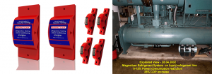 Magnetizer AC Split and Heat Pump Units - COP increase by 35%