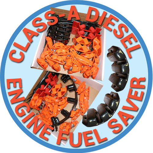 Magnetizer Engine Fuel Saver for Class-D Motorhomes