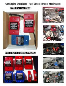 Magnetizer small and larger engine kits