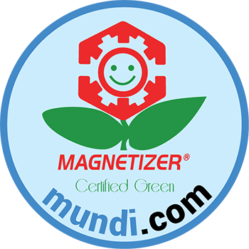 Certified Green Magnetizer Flower