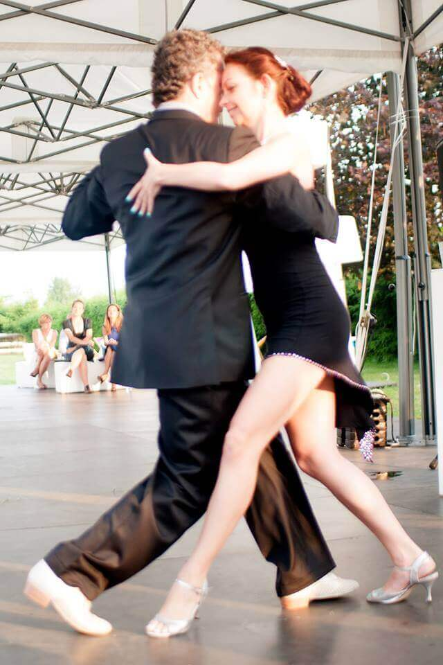 "Performance with Ania Konciak at ""SpȩdźznaMIŚlub"" event in Poland."