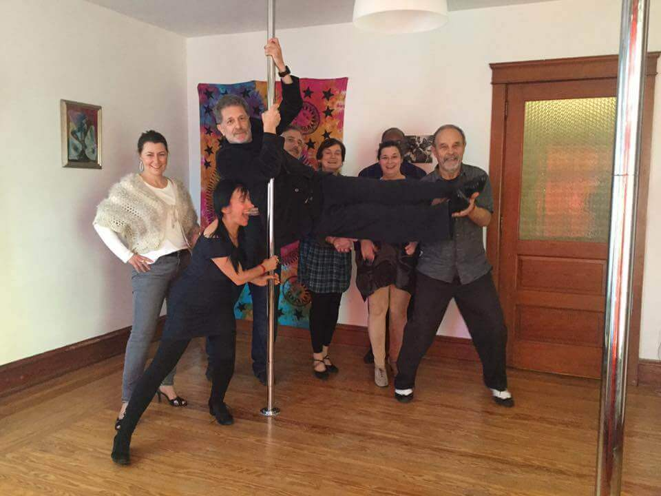 Tango with a Pole - Workshop in PA, Sun. Feb. 18, 2018