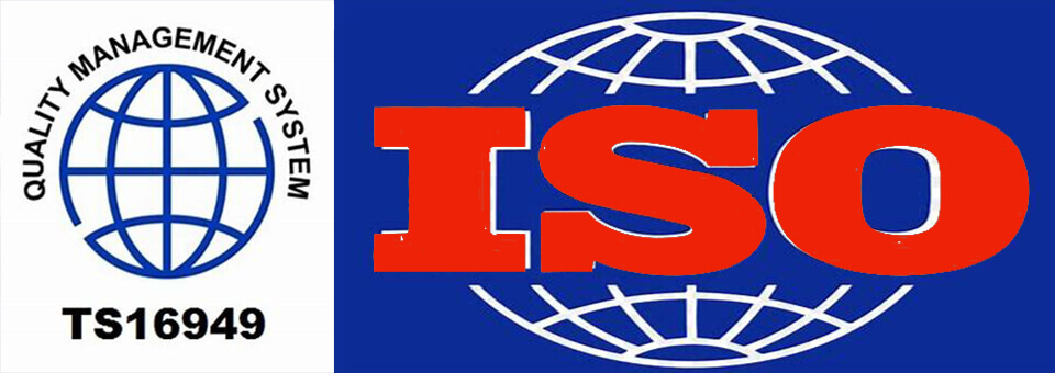 ISO Certification for MAGNETIZER® magnets.